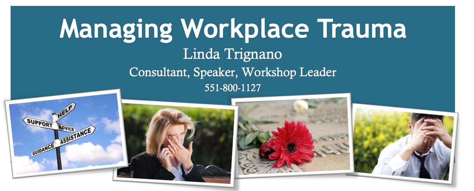 Manage Trauma Workshop header