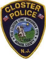 Closter NJ Police Dept.